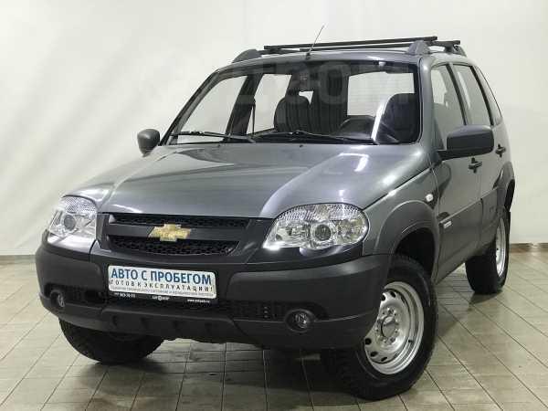 Chevrolet Niva, 2012 год, 368 600 руб.
