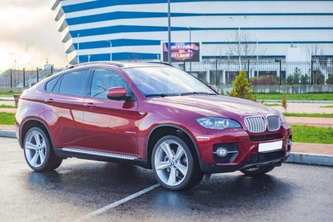 BMW X6, 2009 год, 1 399 000 руб.
