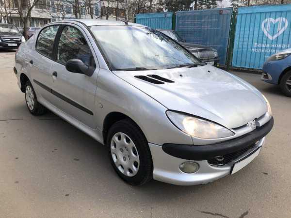 Peugeot 206, 2007 год, 135 000 руб.