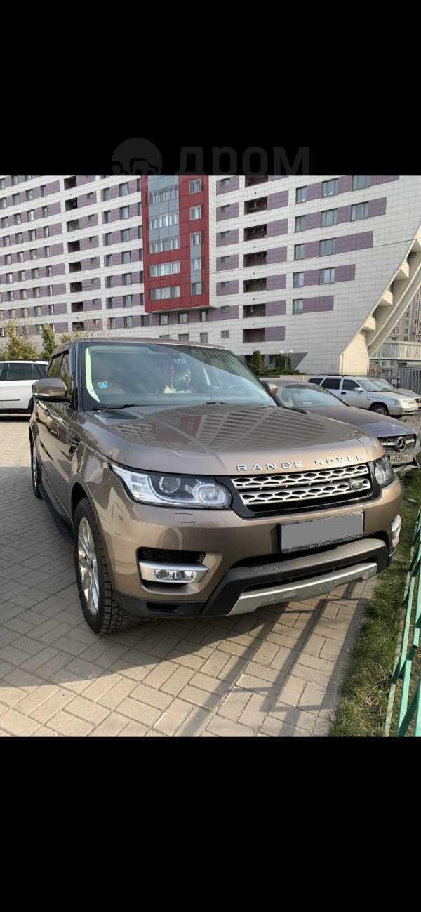 Land Rover Range Rover Sport, 2016 год, 3 099 000 руб.