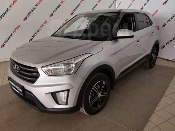 Hyundai Creta, 2016 год, 875 000 руб.