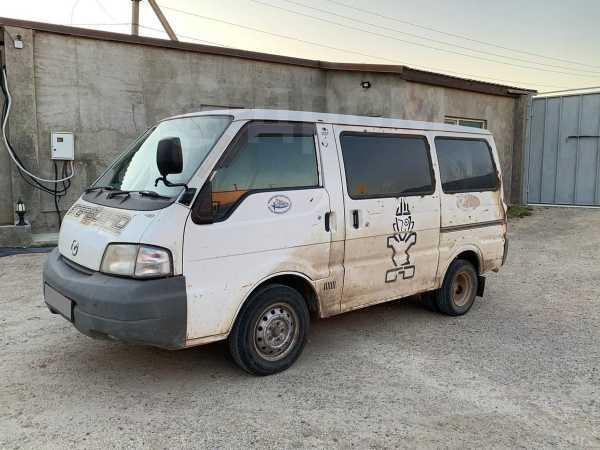 Mazda Bongo, 2002 год, 151 000 руб.