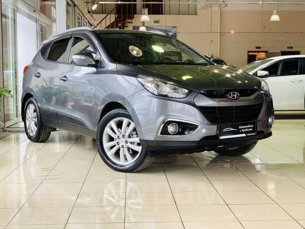 Hyundai ix35, 2011 год, 600 100 руб.