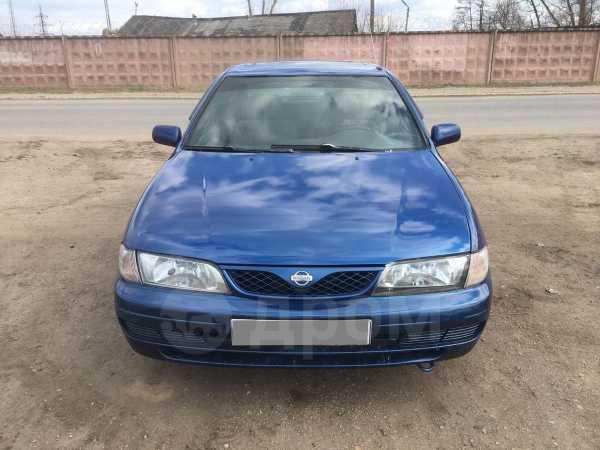 Nissan Almera, 1998 год, 110 000 руб.