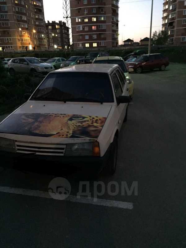Лада 2109, 1988 год, 42 000 руб.