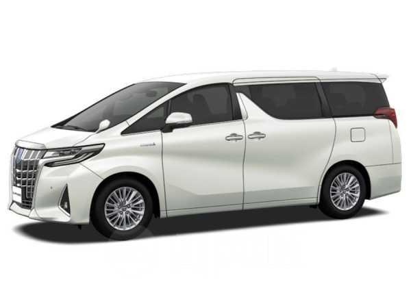 Toyota Alphard, 2019 год, 4 600 000 руб.