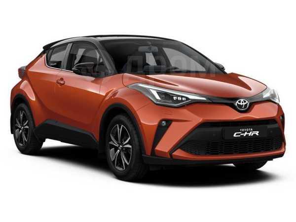 Toyota C-HR, 2020 год, 2 205 000 руб.