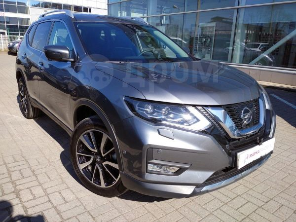 Nissan X-Trail, 2019 год, 1 895 000 руб.