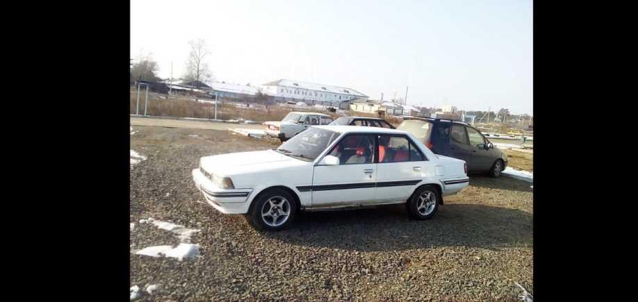 Toyota Carina, 1986 год, 80 000 руб.