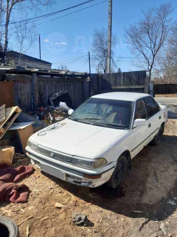 Toyota Corolla, 1987 год, 50 000 руб.