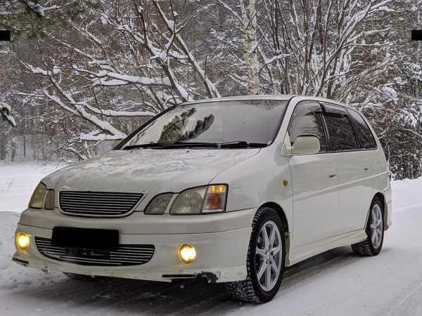 Toyota Gaia, 1999 год, 370 000 руб.