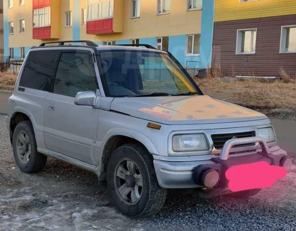 Suzuki Escudo, 1997 год, 250 000 руб.
