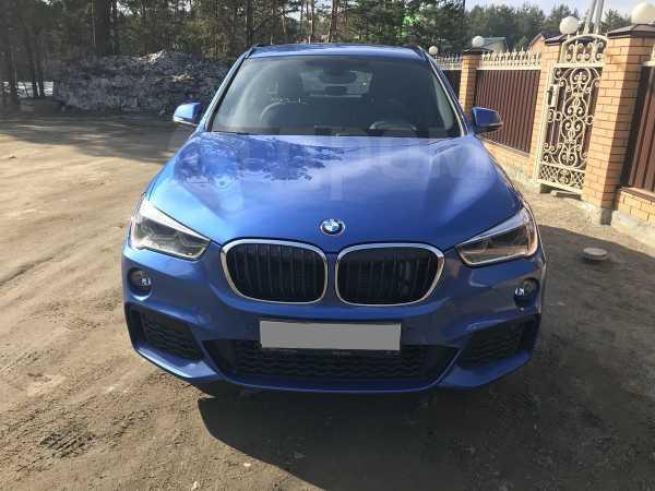 BMW X1, 2016 год, 1 750 000 руб.
