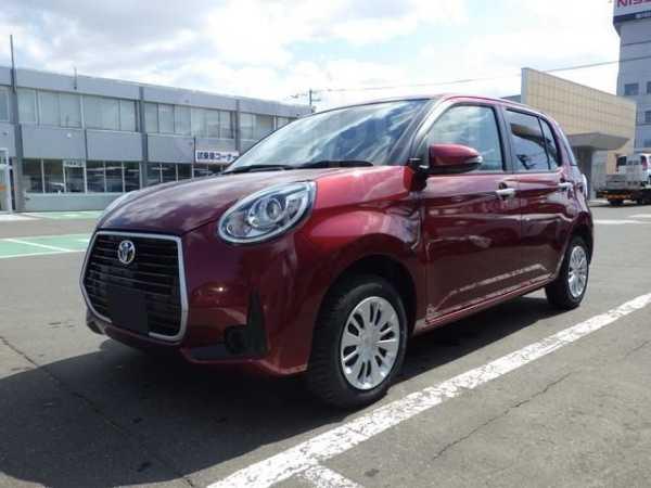Toyota Passo, 2018 год, 510 000 руб.