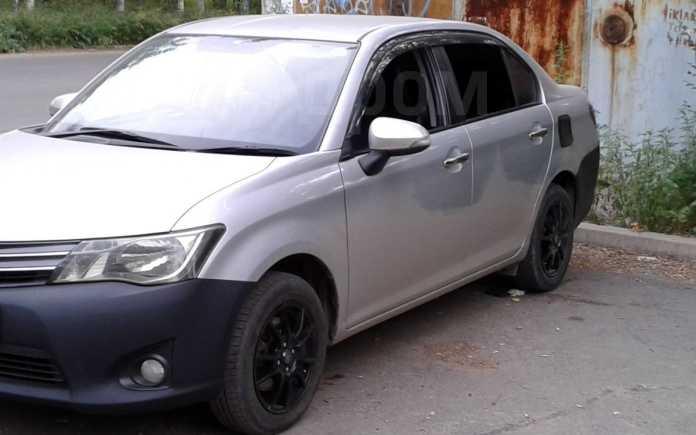 Toyota Corolla Axio, 2012 год, 510 000 руб.