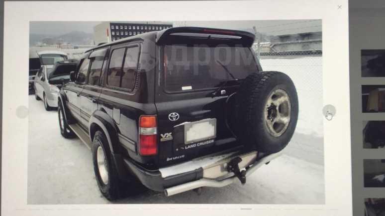 Toyota Land Cruiser, 1997 год, 770 000 руб.