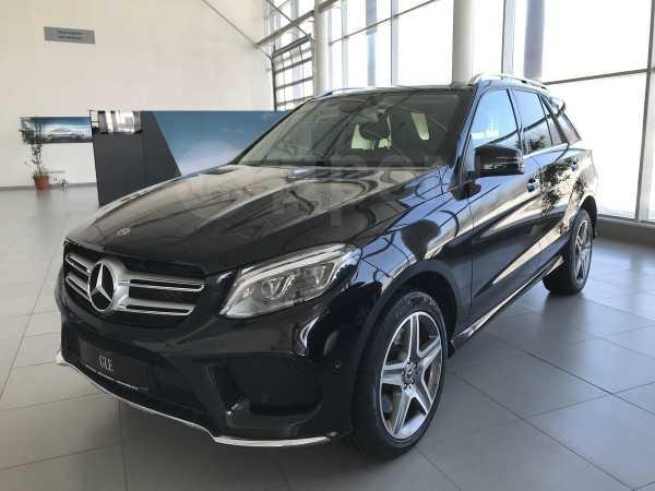 Mercedes-Benz GLE, 2017 год, 3 750 000 руб.
