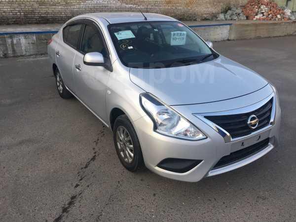 Nissan Latio, 2015 год, 510 000 руб.
