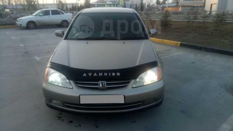 Honda Avancier, 2002 год, 336 000 руб.