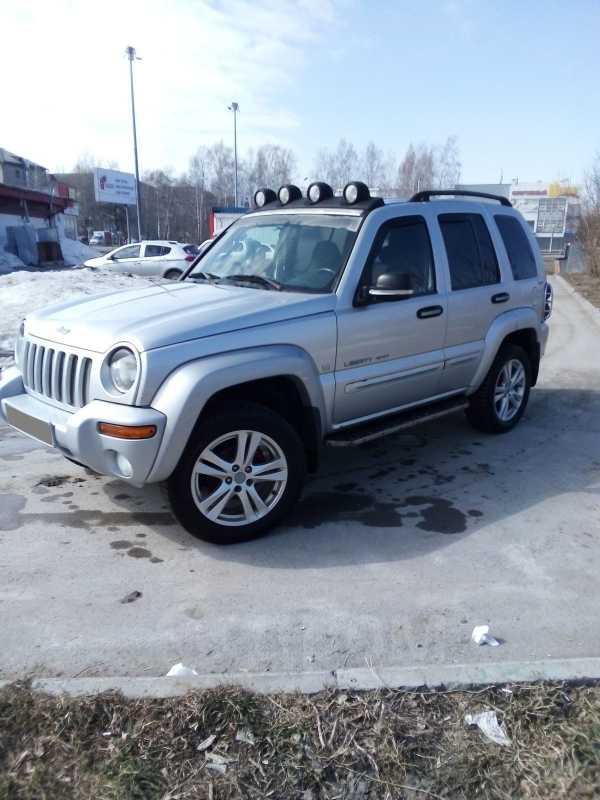 Jeep Liberty, 2001 год, 440 000 руб.