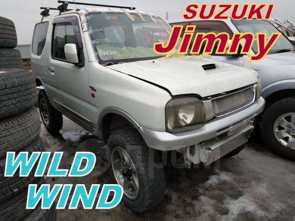 Suzuki Jimny, 2002 год, 198 000 руб.