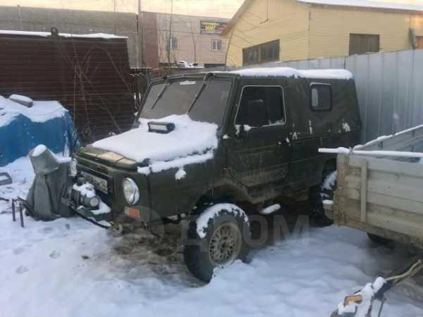 ЛуАЗ ЛуАЗ, 1990 год, 220 000 руб.