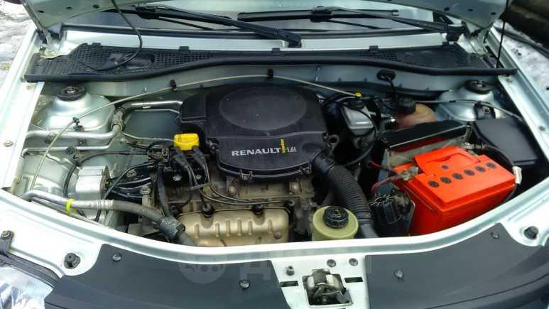 Renault Logan, 2007 год, 215 000 руб.