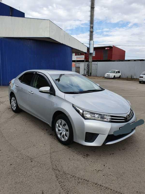 Toyota Corolla FX, 2013 год, 820 000 руб.