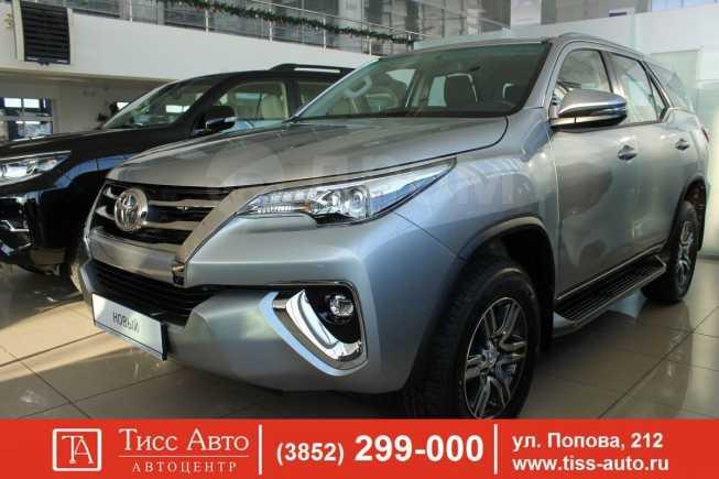 Toyota Fortuner, 2020 год, 2 920 000 руб.