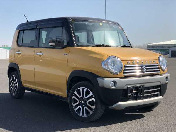 Suzuki Hustler, 2016 год, 670 000 руб.