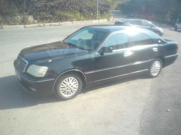 Toyota Crown, 2002 год, 410 000 руб.