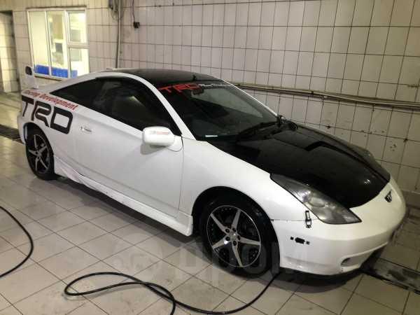 Toyota Celica, 2001 год, 340 000 руб.