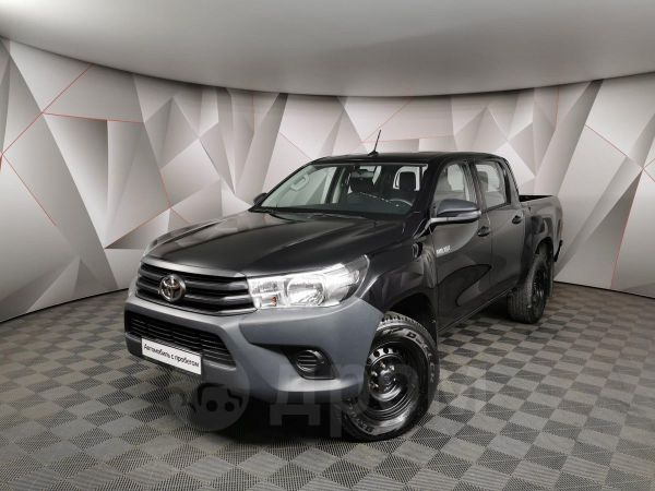 Toyota Hilux Pick Up, 2017 год, 1 797 000 руб.