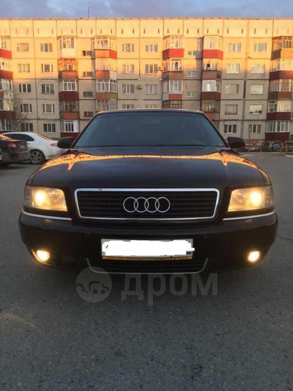 Audi A8, 2000 год, 450 000 руб.