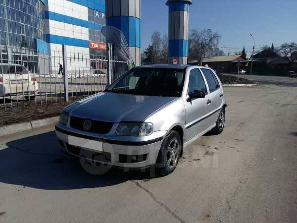 Volkswagen Polo, 2001 год, 205 000 руб.
