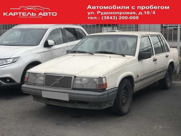 Volvo 740, 1990 год, 39 000 руб.