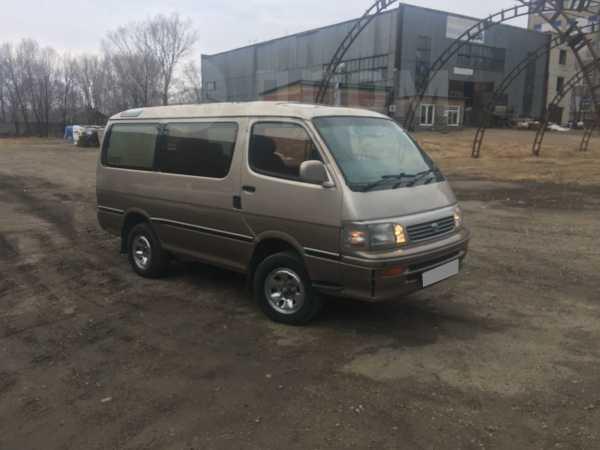 Toyota Hiace, 1996 год, 270 000 руб.