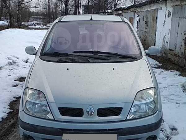 Renault Scenic, 2002 год, 195 000 руб.