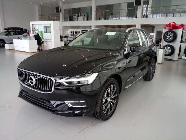 Volvo XC60, 2020 год, 4 035 000 руб.