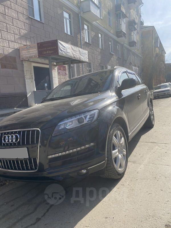 Audi Q7, 2011 год, 1 399 990 руб.