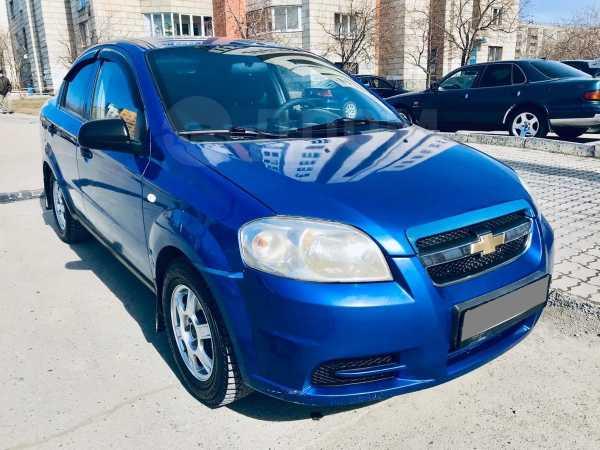 Chevrolet Aveo, 2008 год, 179 000 руб.