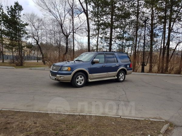 Ford Expedition, 2004 год, 730 000 руб.