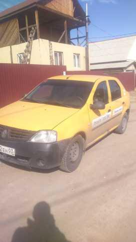 Улан-Удэ Logan 2008