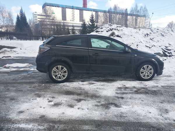 Opel Astra GTC, 2007 год, 235 000 руб.