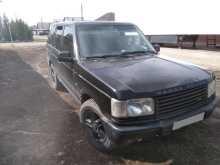 Абакан Range Rover 1999