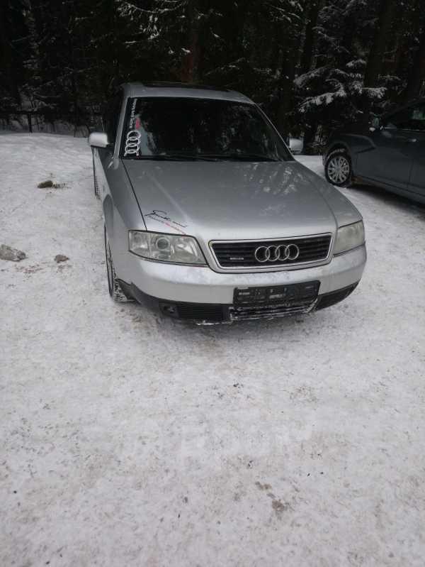 Audi A6, 2001 год, 265 000 руб.
