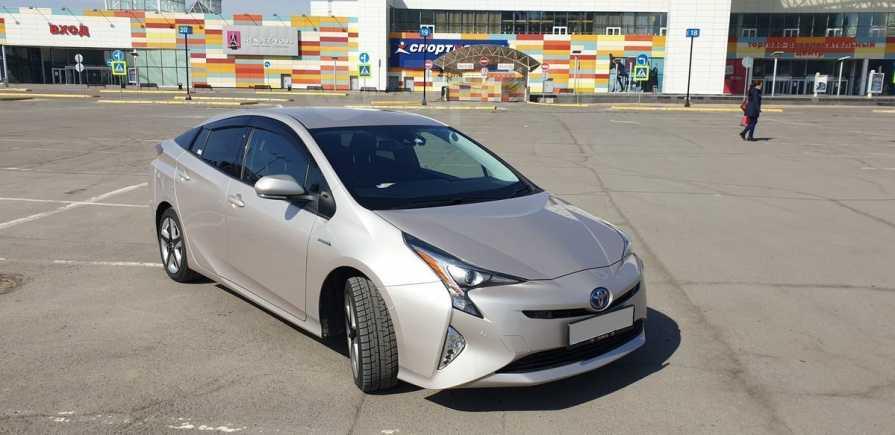 Toyota Prius, 2016 год, 1 350 000 руб.
