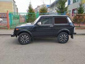 Омск 4x4 2121 Нива 2013
