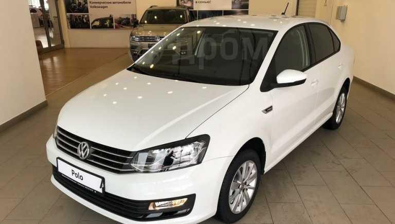 Volkswagen Polo, 2020 год, 715 410 руб.