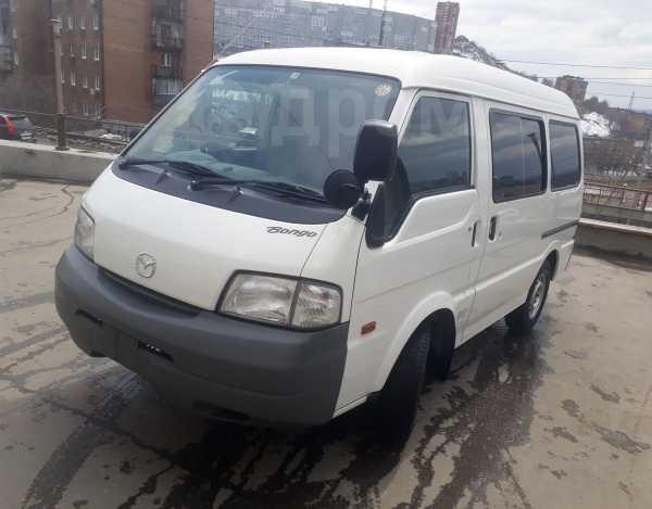 Mazda Bongo, 2014 год, 660 000 руб.